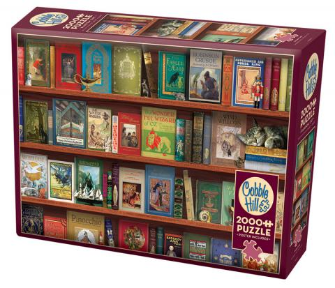 Storytime 2000 pc puzzle Cobble Hill Puzzle Co jigsaw