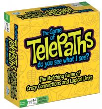 Telepaths board game by Outset Media