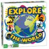 Explore The World board game | family game | kids game | educational